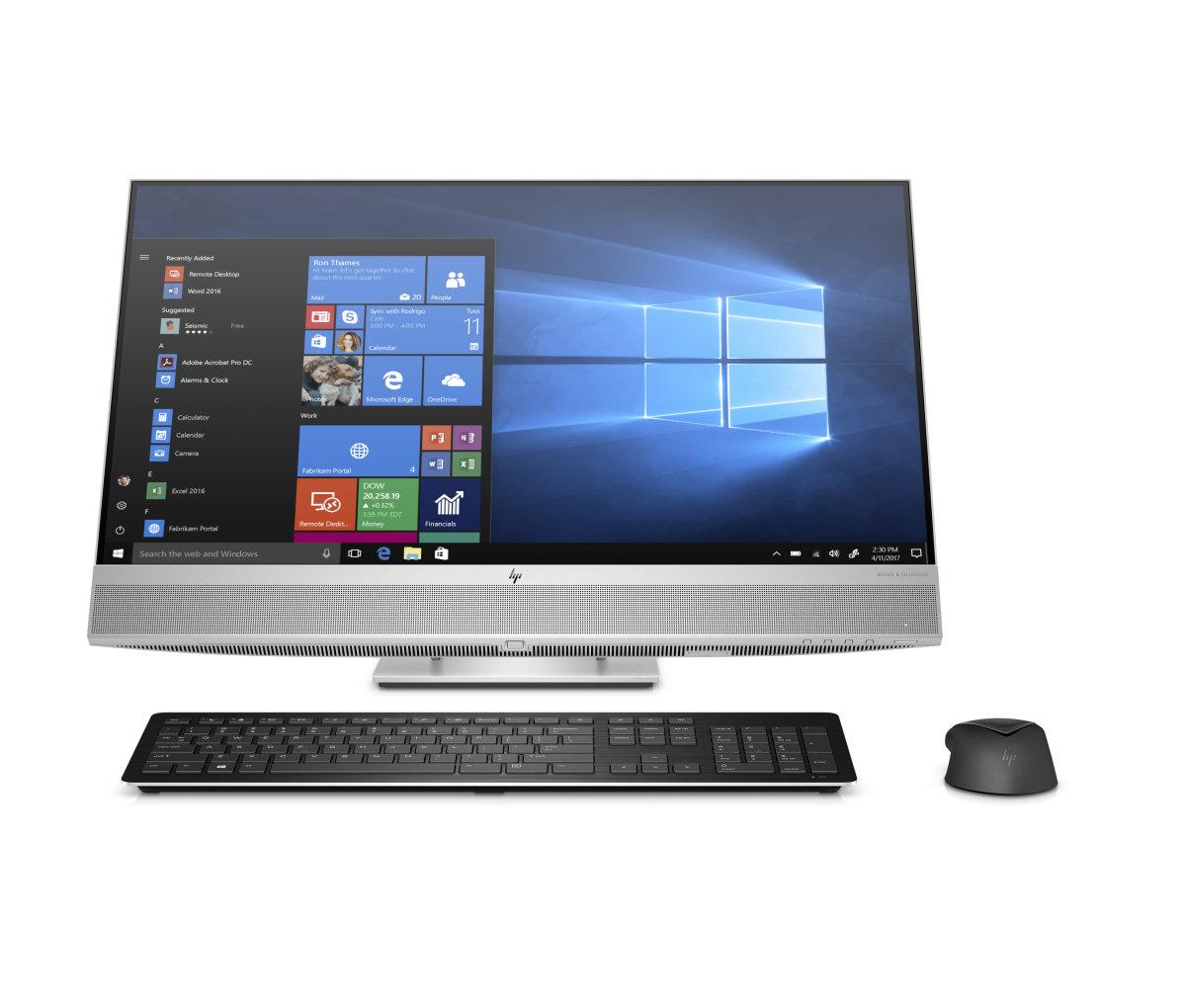 HP EliteOne 800 G6 27 - dotykový (273A2EA#BCM)