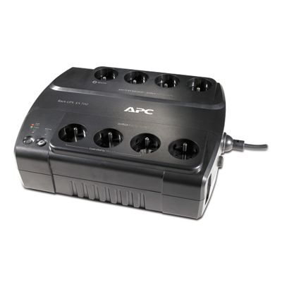Záložní zdroj APC Power-Saving Back-UPS ES 700VA 230V (BE700G-CP)
