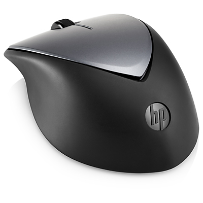 Bluetooth myš HP Touch to Pair - šedivá (H6E52AA)