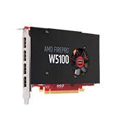 Grafická karta AMD FirePro W5100 (4 GB) (J3G92AA)