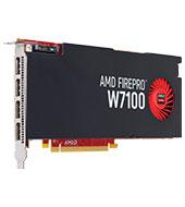Grafická karta AMD FirePro W7100 (8 GB) (J3G93AA)