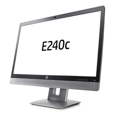 HP EliteDisplay E240c videokonferenční monitor