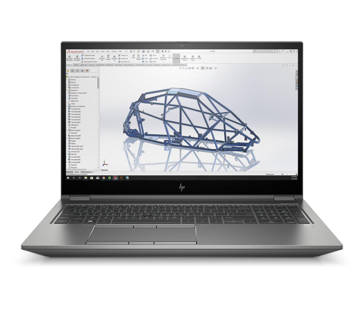 HP ZBook Fury 15 G7 (119Y4EA#BCM)