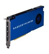 Grafická karta AMD Radeon Pro WX 7100 (8 GB) (Z0B14AA)