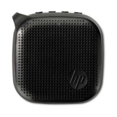 Mini Bluetooth reproduktor HP 300 - černý (X0N11AA)