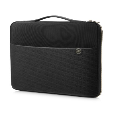 "Pouzdro HP Carry 14"" - black + gold (3XD33AA)"