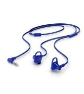 Špuntová sluchátka HP 150 - modrá (X7B05AA)