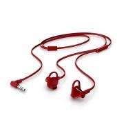 Špuntová sluchátka HP 150 - červená (X7B11AA)