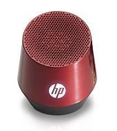 Přenosný reproduktor HP Mini S4000 - červený (H5M97AA)