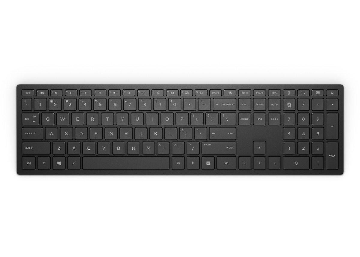 Bezdrátová klávesnice HP Pavilion 600 - černá (4CE98AA#AKB)