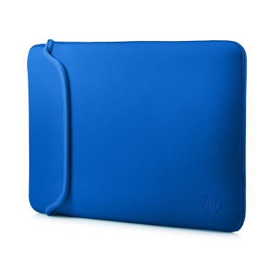 "Pouzdro reversible sleeve - black + blue (14,0"")"