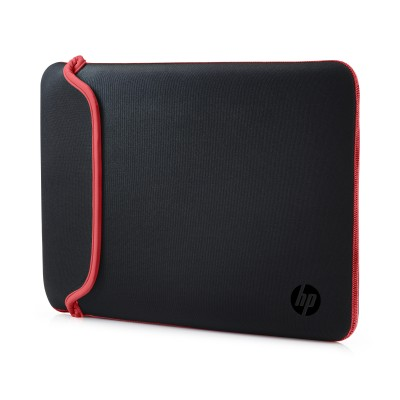 "Pouzdro reversible sleeve - black + red (14,0"")"