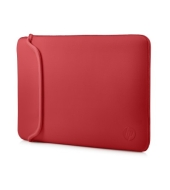 "Pouzdro reversible sleeve 15,6"" - black + red (V5C30AA)"