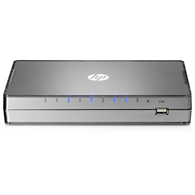 HP R120 Wireless 802.11ac VPN Router (J9977A)