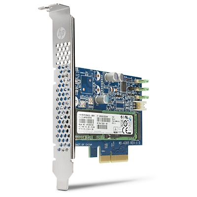 PCIe SSD disk HP Z Turbo Drive G2 -  256 GB (Y1T46AA)