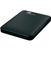 Externí disk WD Elements Portable 1 TB (WDBUZG0010BBK)