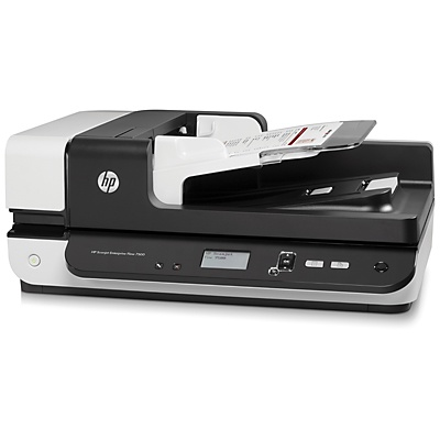HP Scanjet Enterprise 7500 Flow