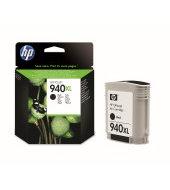 Inkoustová náplň HP 940XL černá (C4906AE)