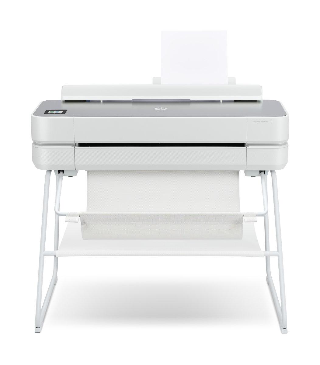 "HP DesignJet Studio Steel 24"" (5HB12C#B19)"