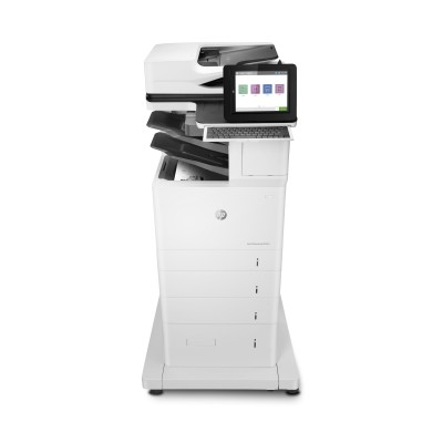 HP LaserJet Enterprise M632z Flow