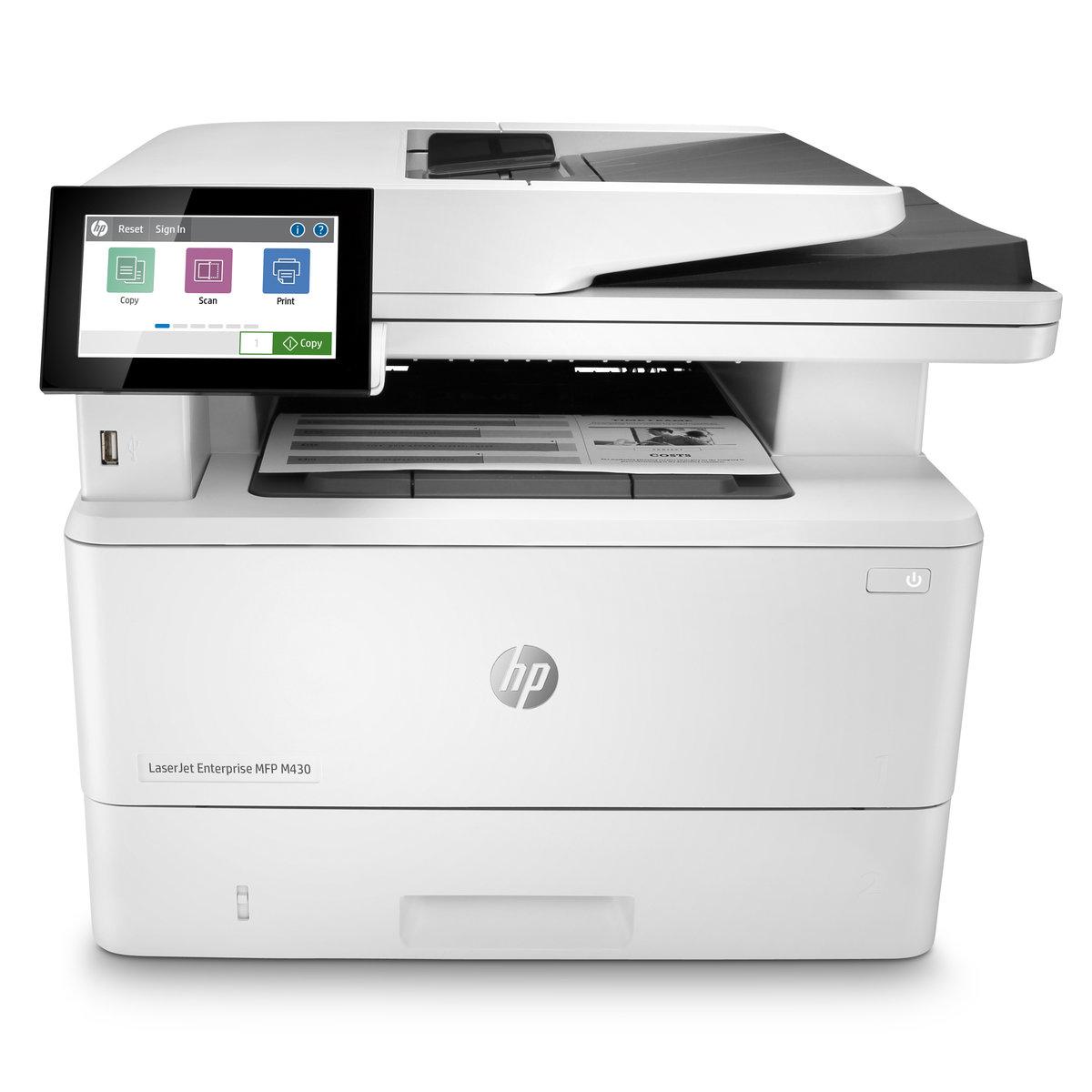 HP LaserJet Enterprise MFP M430f (3PZ55A#B19)