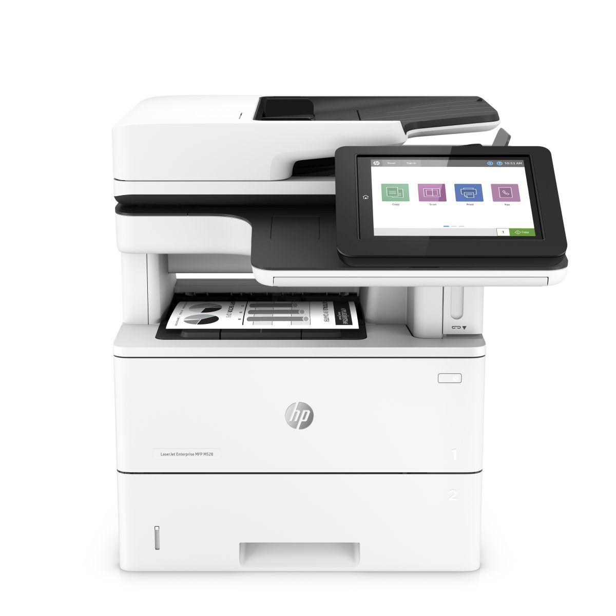 HP LaserJet Enterprise MFP M528f (1PV65A#B19)