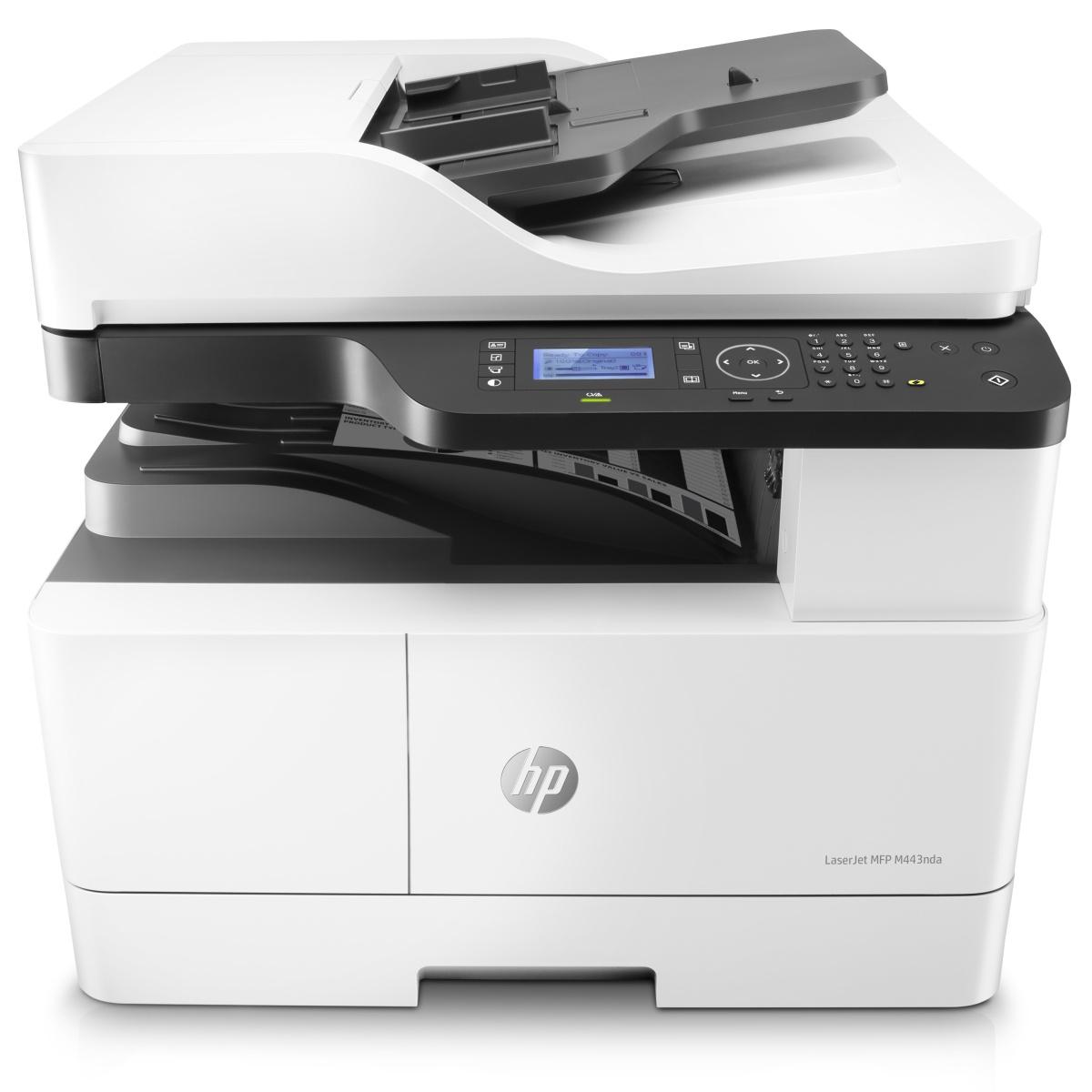 HP LaserJet MFP M443nda (8AF72A#B19)
