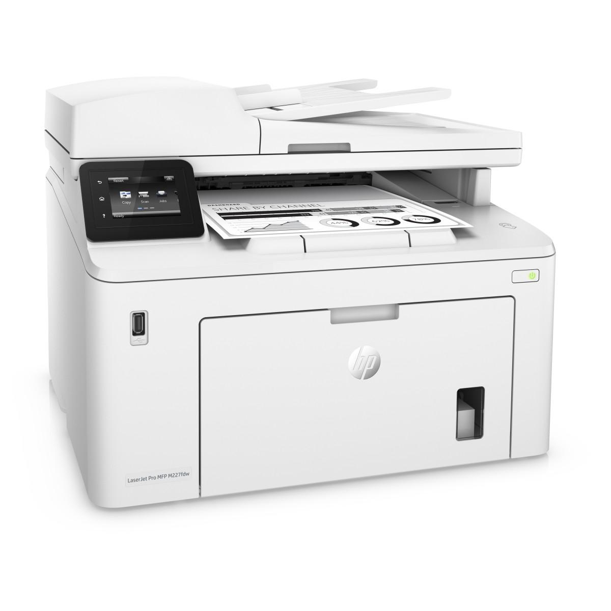 HP LaserJet Pro M227fdw (G3Q75A#B19)