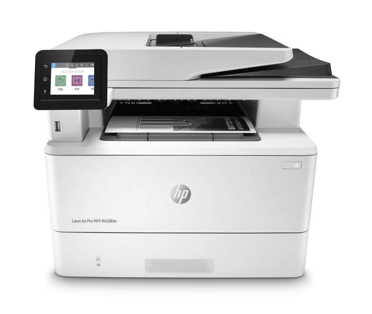 HP LaserJet Pro MFP M428fdn (W1A29A#B19)