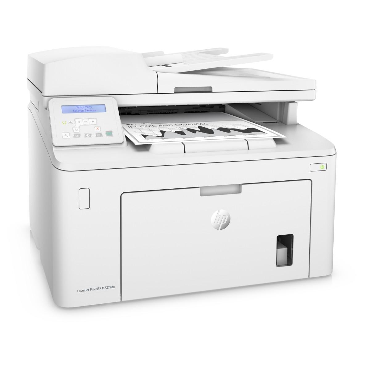 HP LaserJet Pro M227sdn (G3Q74A#B19)