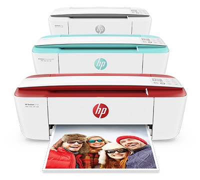 HP DeskJet Ink Advantage 3700 All-in-One